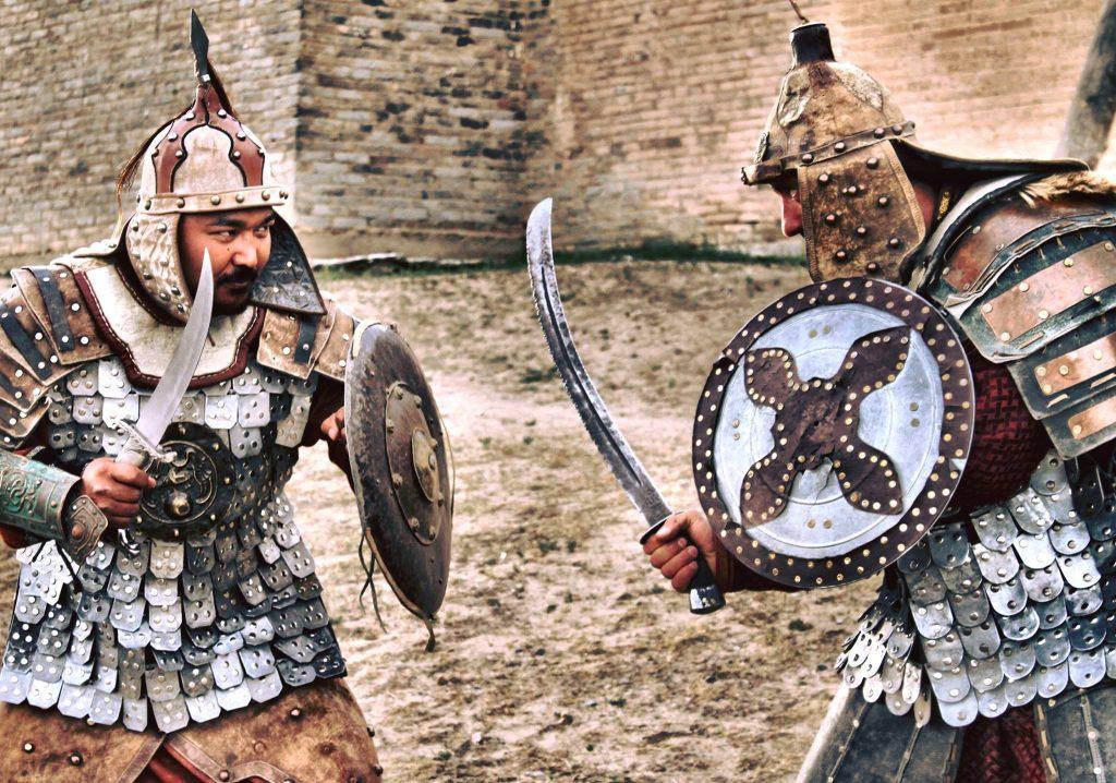 erkekler kavga